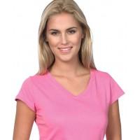 Camiseta Mujer Cuello Pico